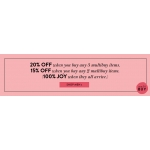 Boden: up to 20% off with womenswear and menwear multibuy