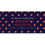 Boden: 20% off selected dresses