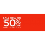 Bonmarché: Sale up to 50% off ladies clothes