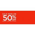 Bonmarché: Sale up to 50% off ladies clothes
