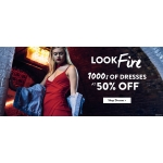 Boohoo: 50% off 1000s of dresses