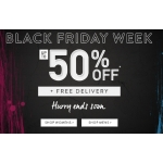 Black Friday BooHoo: up to 50% off selected lines