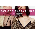 Boohoo: 20% off everything from clothing, shoes and accessories