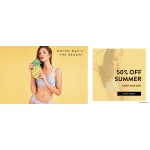 Boohoo: up to 50% off women's clothing
