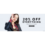 Boohoo: 20% off ladies fashion