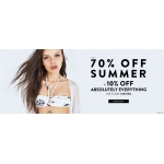 Boohoo: Summer Sale up to 70% + 10% off absolutely everything