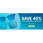 Boots Designer Sunglasses: 40% off on your 2nd pair of sunglasses