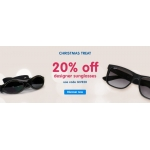 Boots Designer Sunglasses: 20% off designer sunglasses