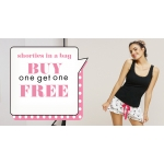 Boux Avenue: buy one shorties get one free