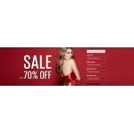 Boux Avenue: up to 70% off bras, knickers, nightwear and swimwear