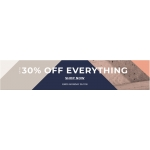 Burton: up to 30% off menswear