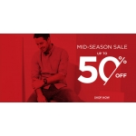 Burton: Mid-Season Sale up to 50% off menswear