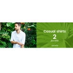 Burton: 2 for £35 casual shirts
