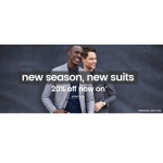 Burton: 20% off men's suits