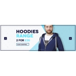 Charles Wilson: 2 for £35 on hoodies