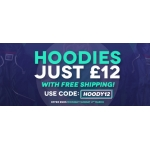 Charles Wilson: hoodies for £12