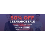 Charles Wilson: Sale 50% off mens fashion