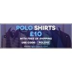 Charles Wilson: polo shirts £10