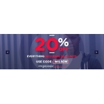 Charles Wilson: 20% off everything including multi buys