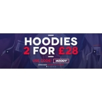 Charles Wilson: 2 hoodies for £28