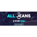 Charles Wilson: 2 jeans for £36