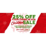 Charles Wilson: Christmas Sale 25% off menswear