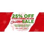 Charles Wilson: Christmas Sale 25% off menswear