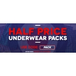 Charles Wilson: half price off underwear packs