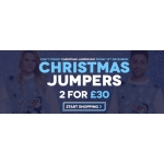 Charles Wilson: 2 Christmas jumpers for £30