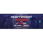 Charles Wilson: 2 for £24 off heavyweight hoodies