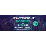 Charles Wilson: Sale 2 for £30 off heavyweight hoodies