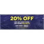 Charles Wilson: Sale 20% off menswear