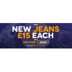 Charles Wilson: £50 off each new jeans
