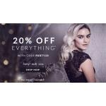 Chi Chi: 20% off womenswear
