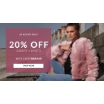 Chi Chi: 20% off coats & knits