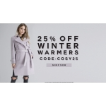 Chi Chi: 25% off winter warmers