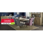 Choice Furniture Superstore: 20% off Aged Oak Dining