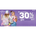 Claire's: 30% off jewellery, hair, accessories