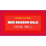 Claire's: Mid Season Sale, hair, beauty and jewellery accessories from £1