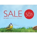 Clarks: sale up to 50%