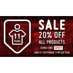 Classic Football Shirts: Sale 20% off all products