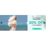 Cloggs: 20% off summer essentials