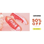 Cloggs: Sale up to 50% off Converse