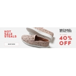 Cloggs: Sale at least 40% off Michael Kors shoes