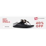 Cloggs: Sale up to 40% off fitflop