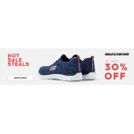 Cloggs: Sale at least 30% off Skechers shoes