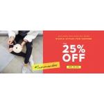 Cloggs: Sale 25% off shoes