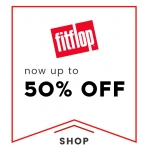 Cloggs: up to 50% off fitflop shoes