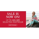 Cosyfeet: Sale up to 50% off selected footwear