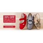Cosyfeet: 20% off selected footwear